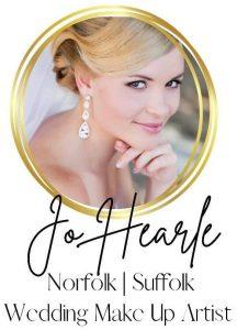 Jo Hearle Make Up Artist